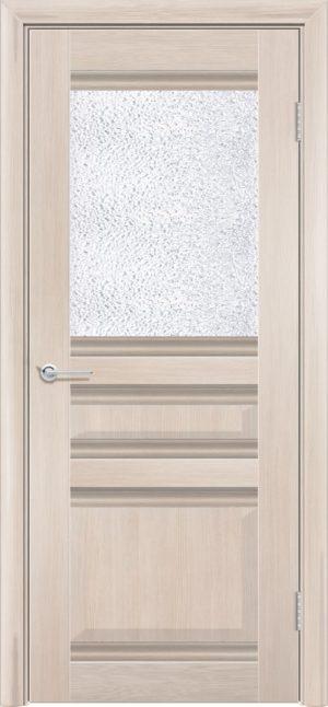 Межкомнатная дверь ПВХ S 49 лиственница кремовая 3
