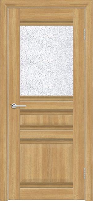 Межкомнатная дверь ПВХ S 49 лиственница золотистая 1