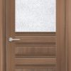 Межкомнатная дверь ПВХ S 39 дуб корица 1