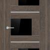 Межкомнатная дверь ПВХ S 9 дуб шале 1