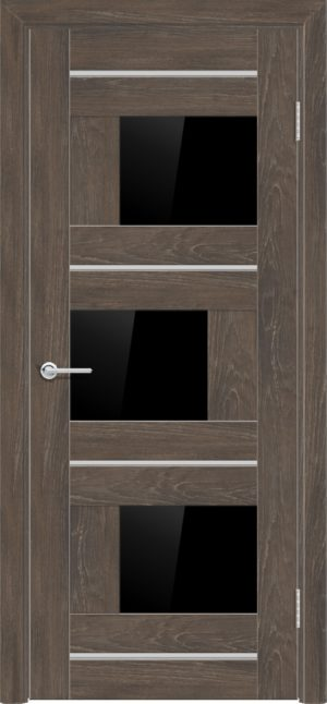 Межкомнатная дверь ПВХ S 5 дуб корица 3