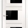 Межкомнатная дверь ПВХ S 38 лиственница кремовая 2