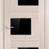 Межкомнатная дверь ПВХ S 48 лиственница кремовая 2