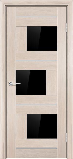 Межкомнатная дверь ПВХ S 5 лиственница кремовая 3