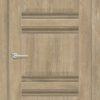 Межкомнатная дверь ПВХ S 10 дуб седой 1