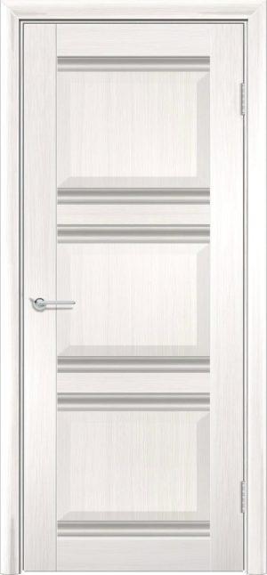Межкомнатная дверь ПВХ S 50 лиственница беленая 3