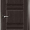 Межкомнатная дверь ПВХ S 15 дуб дымчатый 2