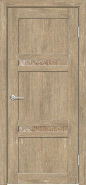Межкомнатная дверь ПВХ S 51 дуб шале 3