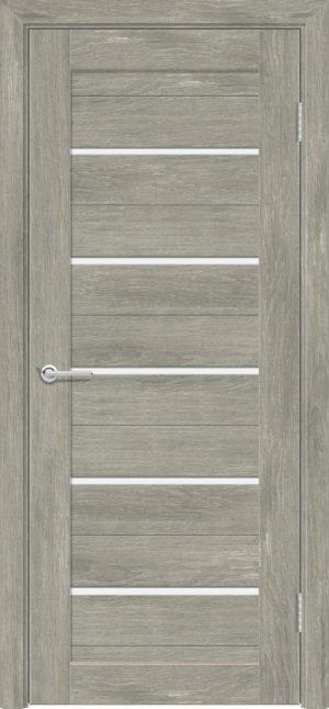 Межкомнатная дверь ПВХS 52 дуб седой 3