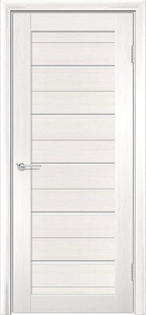 Межкомнатная дверь ПВХ S 52 лиственница беленая 3