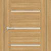 Межкомнатная дверь ПВХ S 4 дуб корица 2