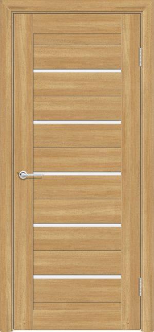 Межкомнатная дверь ПВХ S 52 лиственница золотистая 3