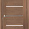 Межкомнатная дверь ПВХ S 20 дуб дымчатый 2