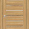Межкомнатная дверь ПВХ S 50 дуб корица 1