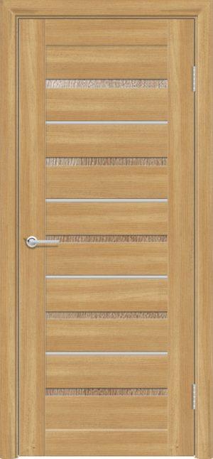 Межкомнатная дверь ПВХ S 53 лиственница золотистая 3