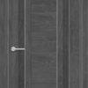 Межкомнатная дверь ПВХ S 3 лиственница золотистая 2