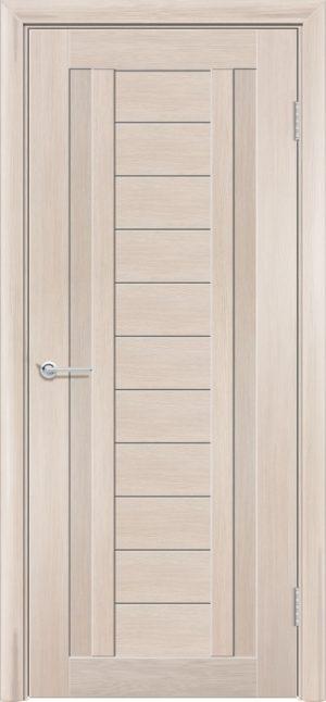Межкомнатная дверь ПВХ S 6 лиственница кремовая 3