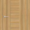 Межкомнатная дверь ПВХ S 11 лиственница золотистая 1