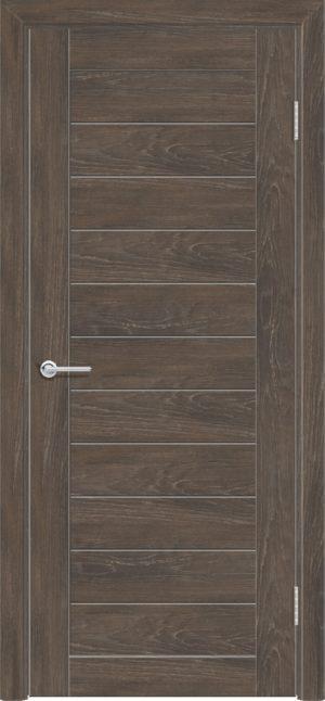 Межкомнатная дверь ПВХ S 7 дуб корица 3