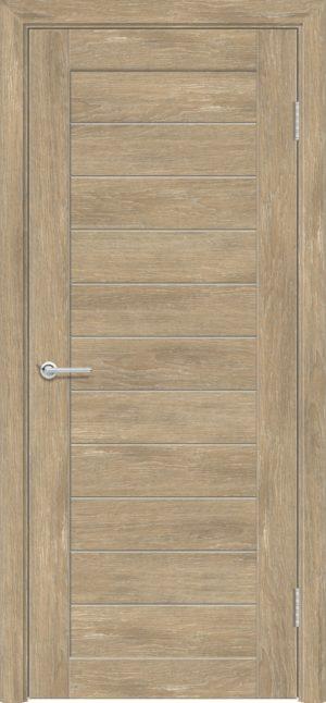 Межкомнатная дверь ПВХ S 7 дуб шале 3