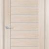 Межкомнатная дверь ПВХ S 44 лиственница кремовая 2