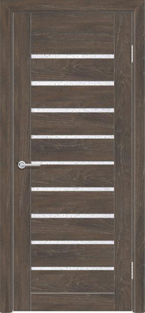 Межкомнатная дверь ПВХ S 8 дуб корица 1