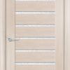 Межкомнатная дверь ПВХ S 1 лиственница кремовая 2