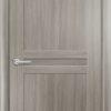 Межкомнатная дверь ПВХ S 11 лиственница золотистая 2