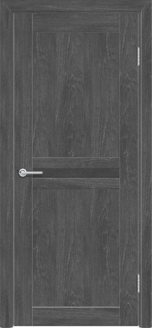 Межкомнатная дверь ПВХ S 9 дуб графит 3