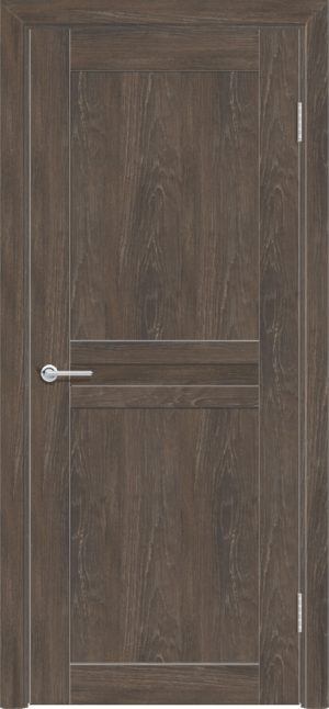 Межкомнатная дверь ПВХ S 9 дуб корица 1