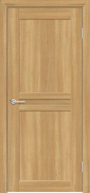 Межкомнатная дверь ПВХ S 9 лиственница золотистая 3