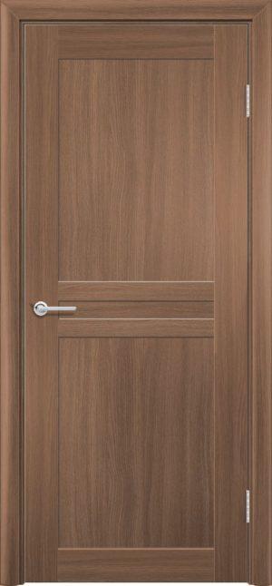 Межкомнатная дверь ПВХ S 9 орех королевский 3