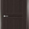 Межкомнатная дверь ПВХ S 34 дуб дымчатый 1