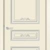 Межкомнатная дверь эмаль Б 25 белая 1