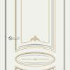 Межкомнатная дверь эмаль Б 19 белая 1