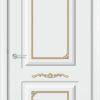 Межкомнатная дверь эмаль Б 19 бежевая 2