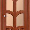 Межкомнатная дверь ПВХ Веста 3 ель карпатская 2