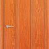 Межкомнатная дверь ПВХ Премьера светлый орех 2