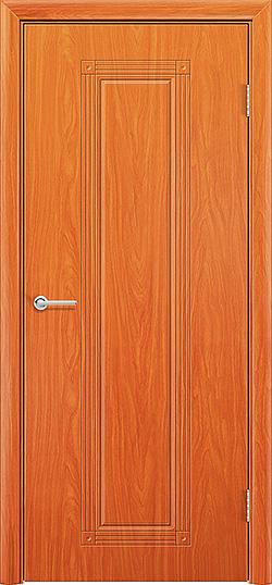Межкомнатная дверь ПВХ Элегия груша 3