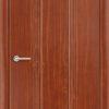 Межкомнатная дверь ПВХ Веста миланский орех 2