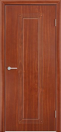 Межкомнатная дверь ПВХ Элегия итальянский орех 3