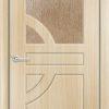 Межкомнатная дверь ПВХ Престиж груша 1