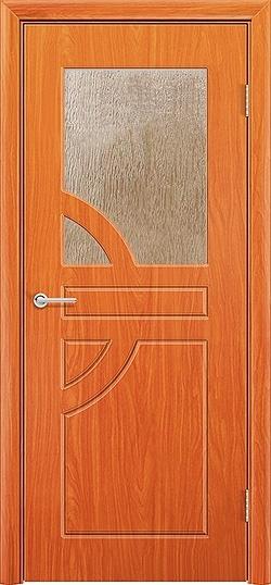 Межкомнатная дверь ПВХ Елена груша 3