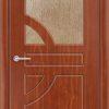 Межкомнатная дверь ПВХ Веста 2 венге 2
