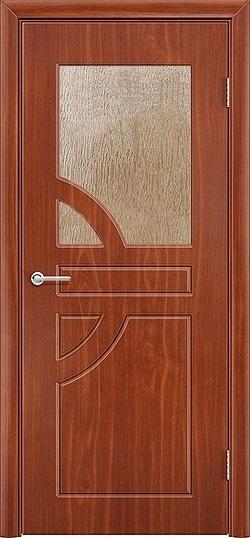 Межкомнатная дверь ПВХ Елена итальянский орех 3