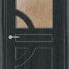 Межкомнатная дверь ПВХ Веста 2 венге патина 2