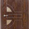 Межкомнатная дверь ПВХ Милано дуб шоколадный 1