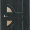 Межкомнатная дверь ПВХ Премьера дуб шоколадный 2