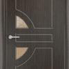 Межкомнатная дверь ПВХ Жасмин груша 2