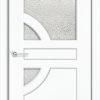 Межкомнатная дверь ПВХ Водопад белёный дуб 1